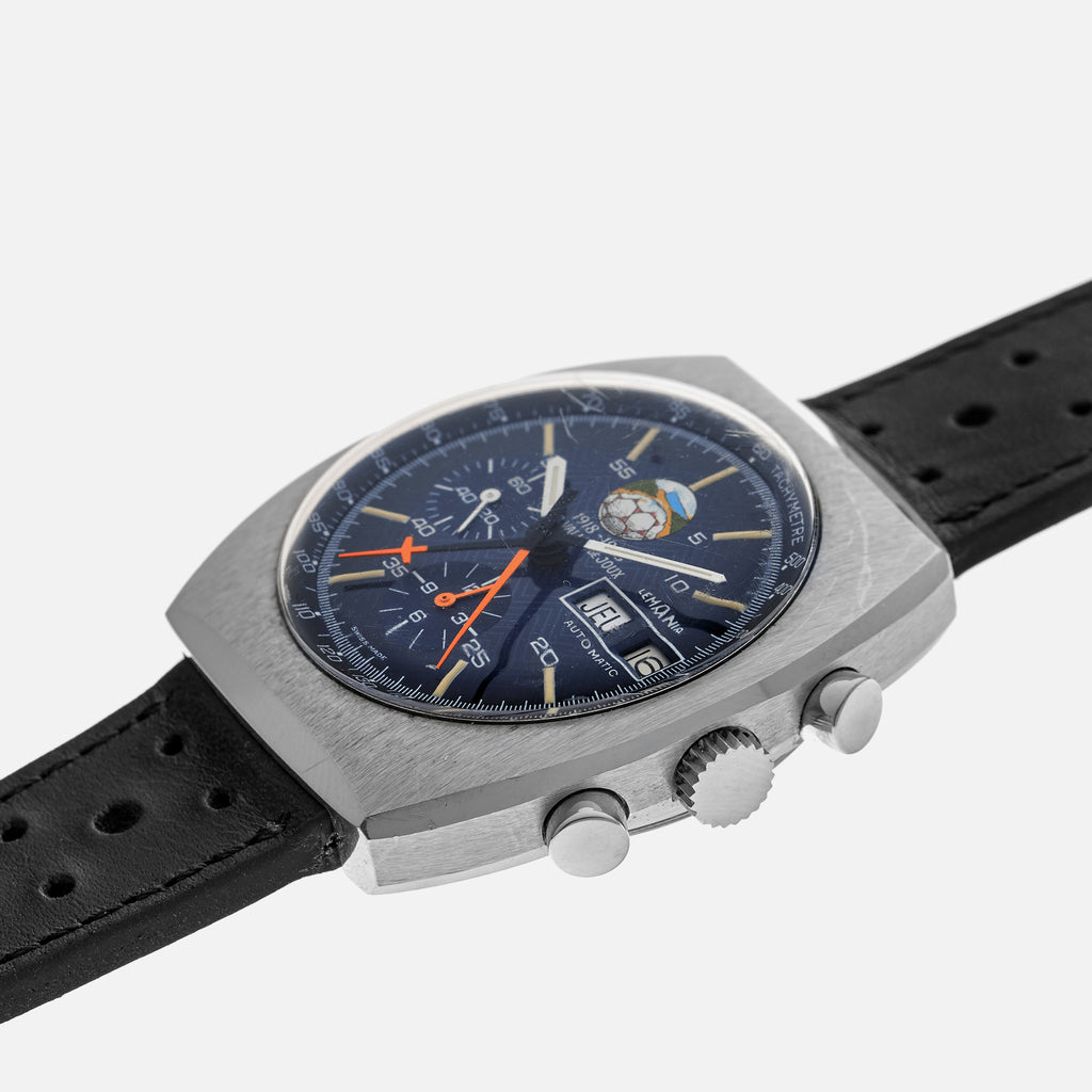 1993 Lemania Day-Date Chronograph Reference 11003 For The FC Vallée De Joux