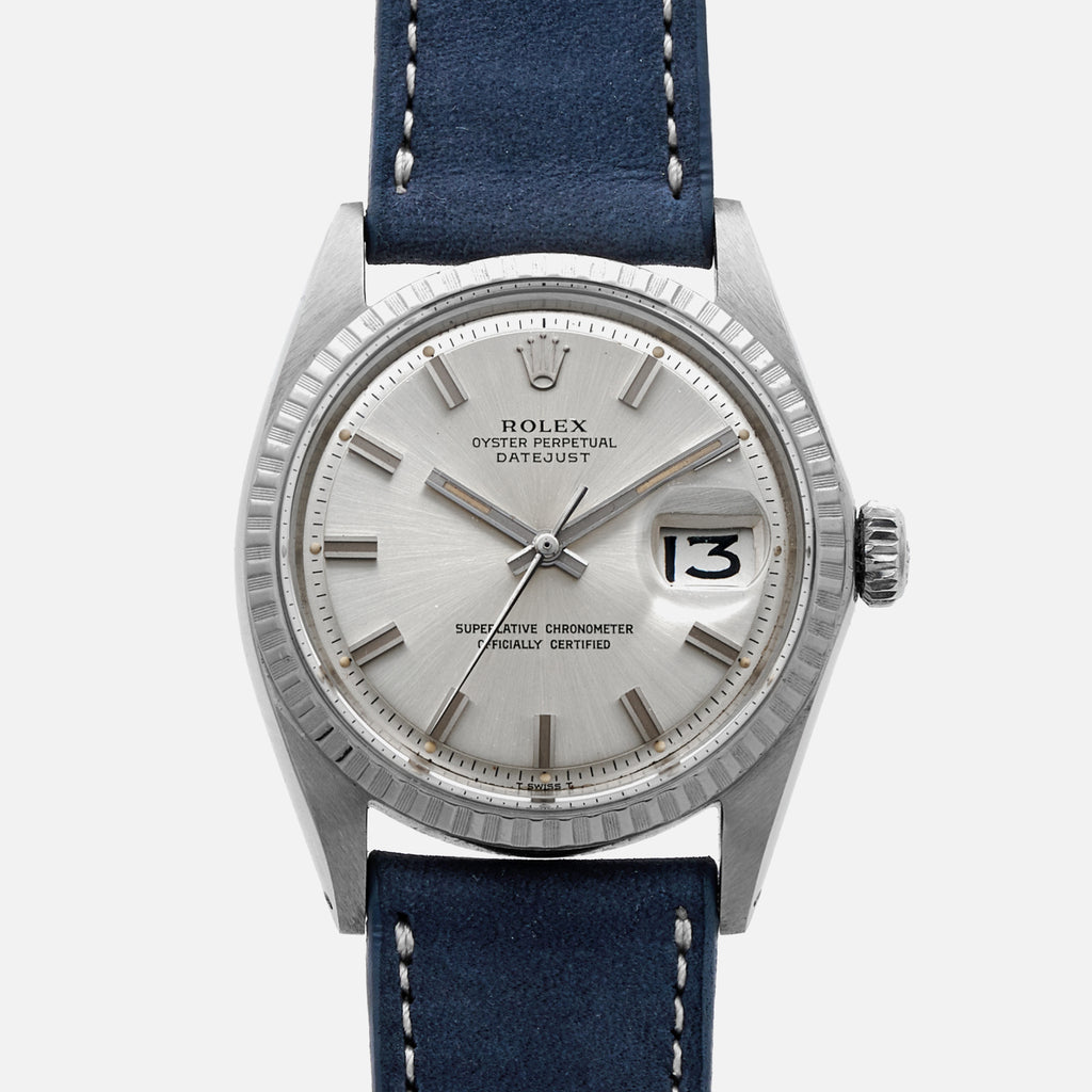 1970 Rolex Datejust 'Wide Boy' Reference 1603
