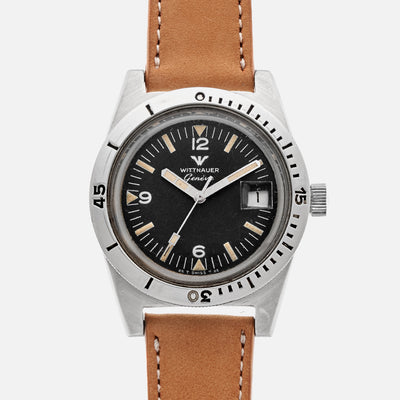 1960s Wittnauer Skin Diver Reference 4000