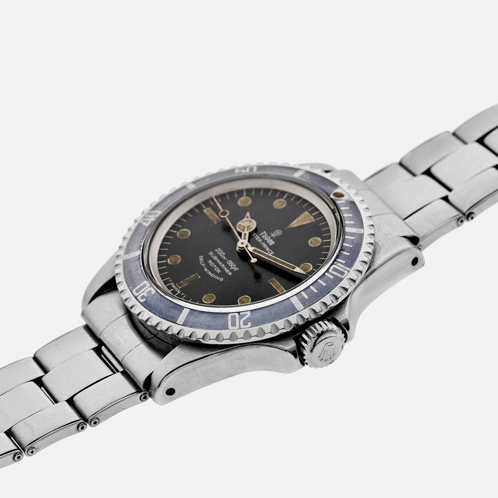 1967 Tudor Submariner Reference 7928 With Ghost Bezel