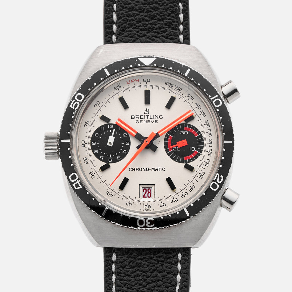 1970s Breitling Chrono-Matic Reference 2112
