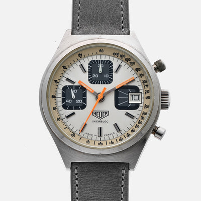 1979 Heuer Chronograph 'Made in France' Reference 1611