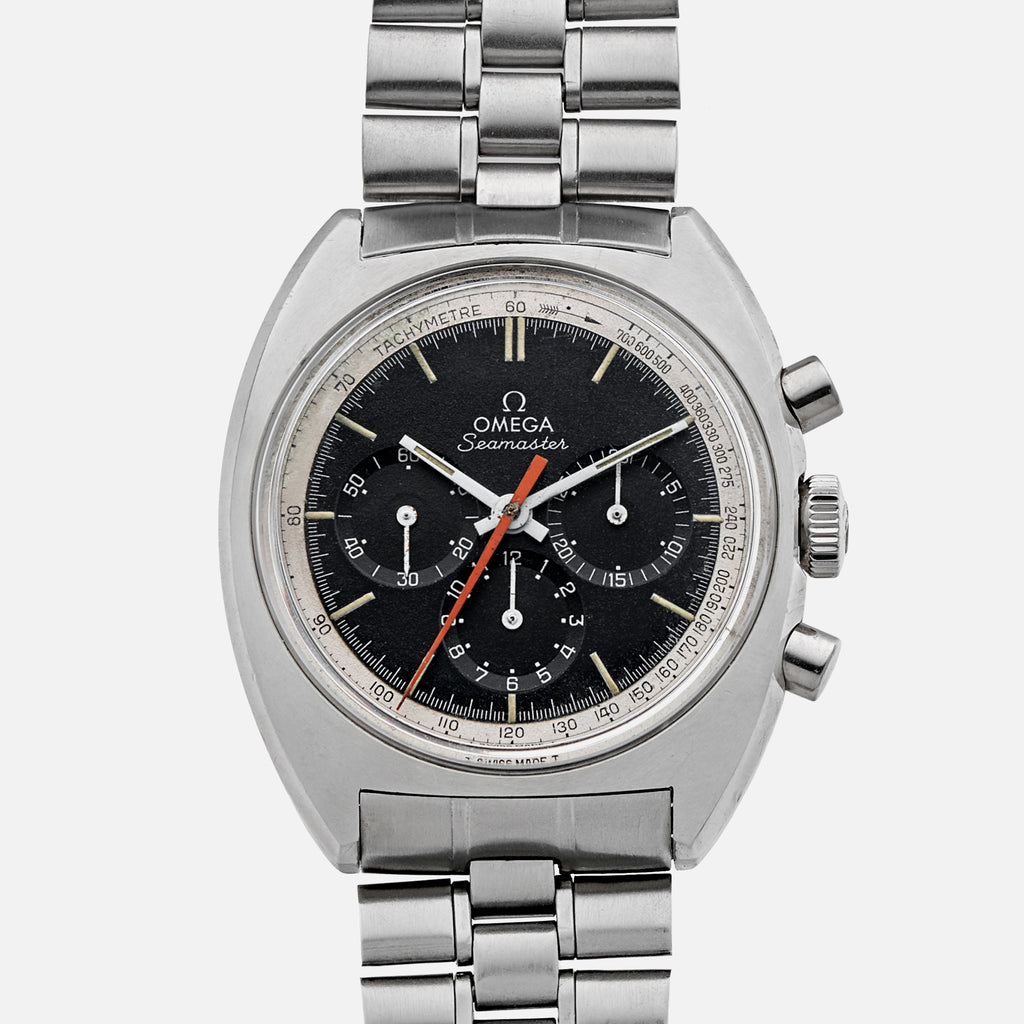 1968 Omega Seamaster Chronograph Ref. ST 145.006 With Caliber 321