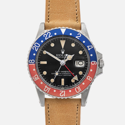 1974 Rolex GMT-Master 'Pepsi' Reference 1675