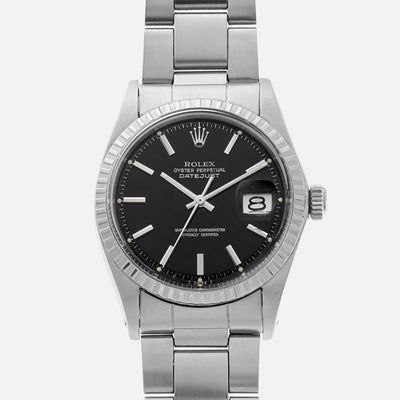 1969 Rolex Datejust Ref. 1603 With Black Dial