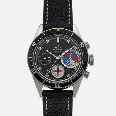 1969 Yema Yachtingraf Croisiere 'Three Register' Ref. 93012