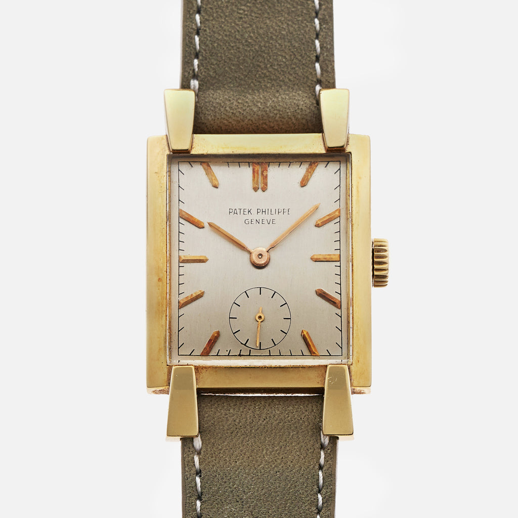 1951 Patek Philippe Ref. 2427 In 18k Gold