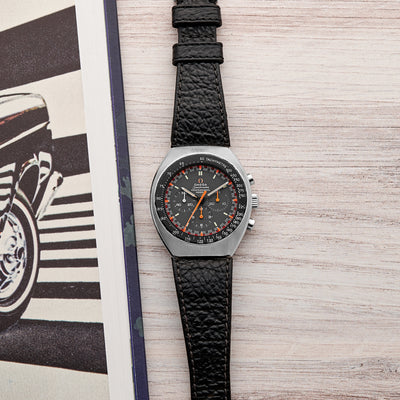 1974 Omega Speedmaster Mark II Ref. 145.014 With 'Racing' Dial alternate image.