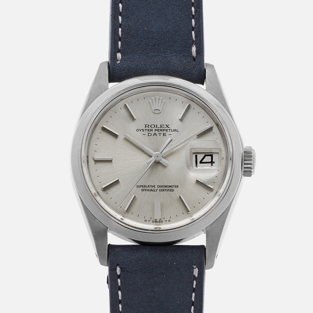 1972 Rolex Oyster Perpetual Date Ref. 1500 With Sigma Dial