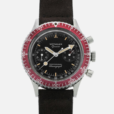 1970s Wittnauer Professional Chronograph Ref. 239T/14A