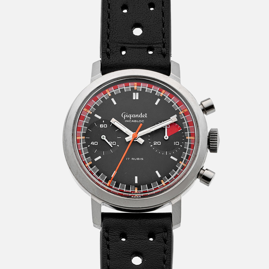 1960s Gigandet 'Racing' Chronograph