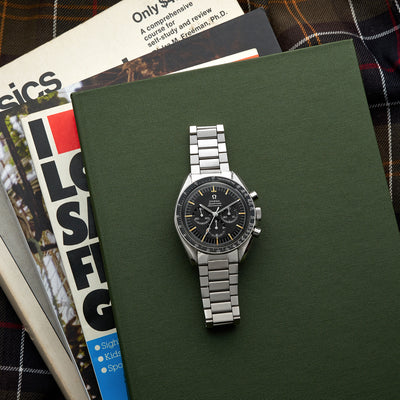 1968 Omega Speedmaster Professional 'Pre-Moon' Ref. 145.012-67 SP alternate image.