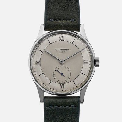 1948 Patek Philippe Calatrava Ref. 2410 In Steel