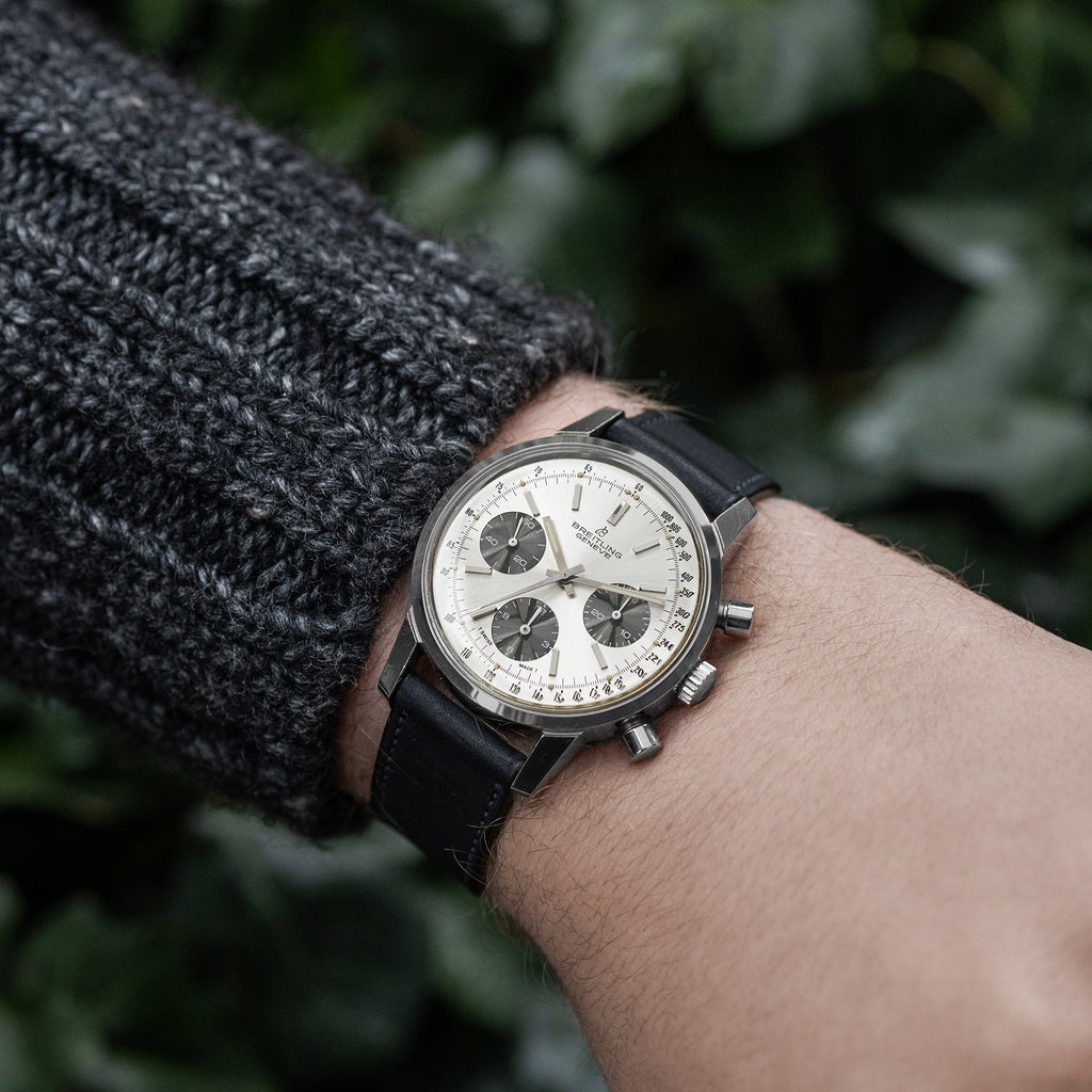 1973 Breitling 'Long Playing' Chronograph Ref. 815