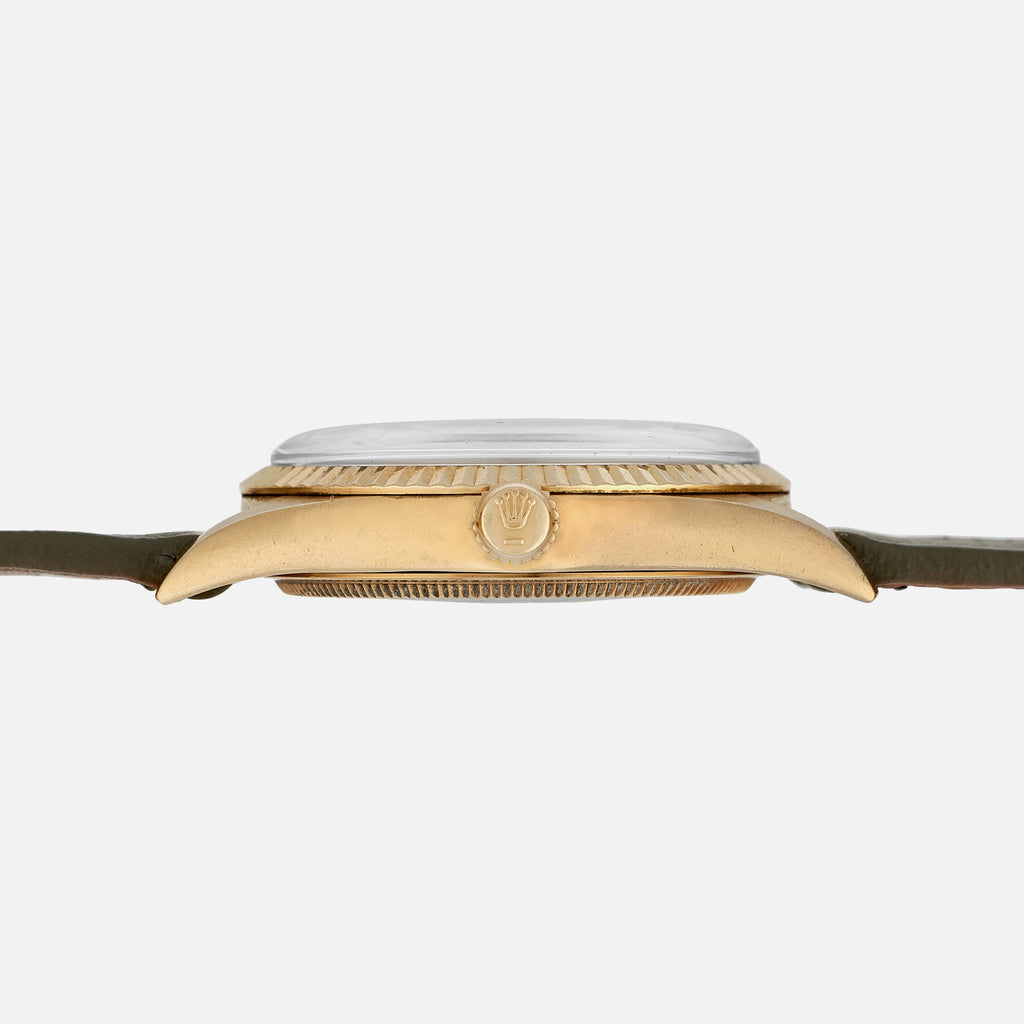 1966 Rolex Oyster Perpetual Ref. 1013 In 18k Yellow Gold