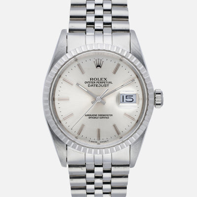 1986 Rolex Datejust Reference 16030