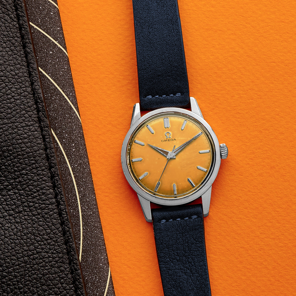 1962 Omega Ref. 14390-62-SC With Tropical Dial