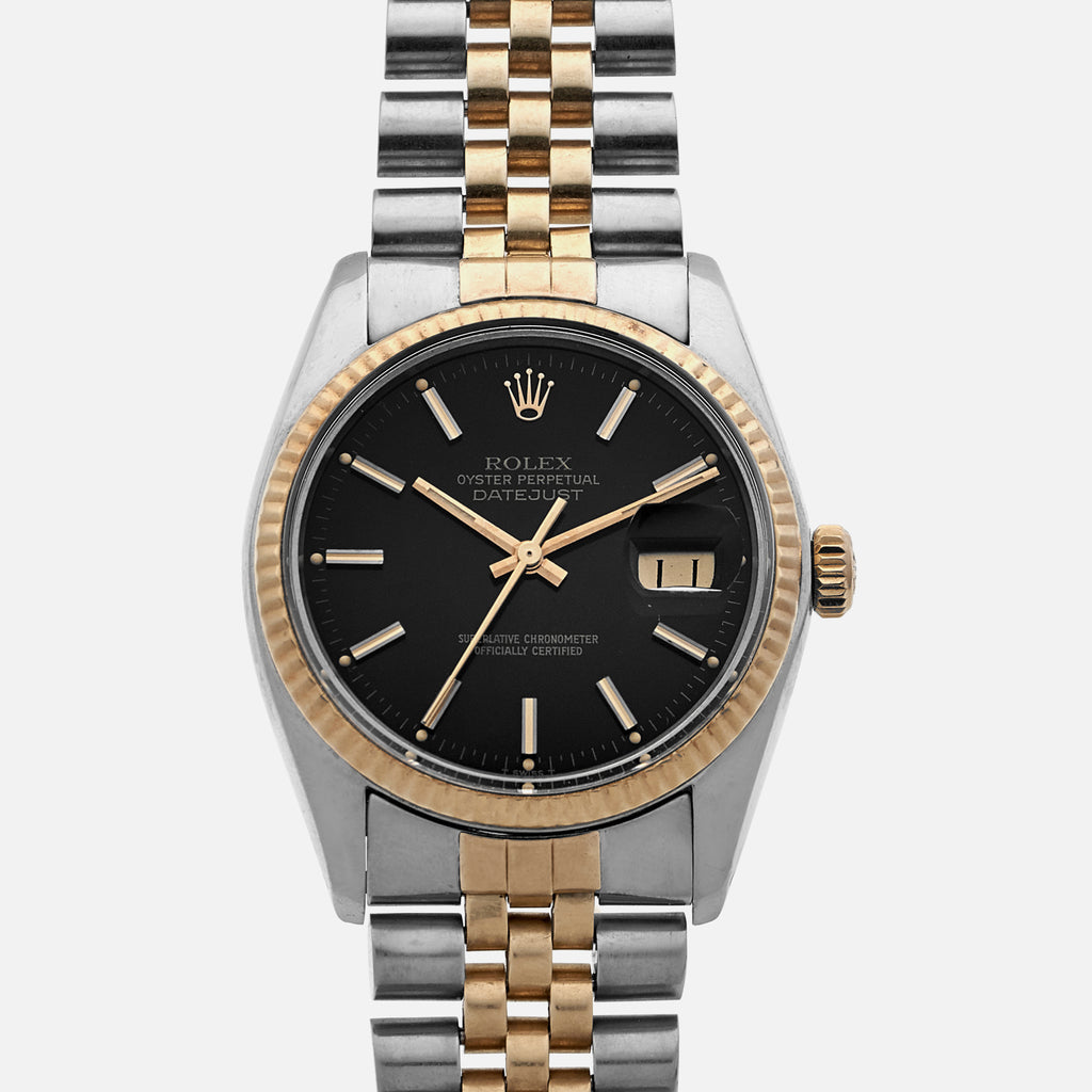 1979 Rolex Datejust Ref. 16013 In Two Tone