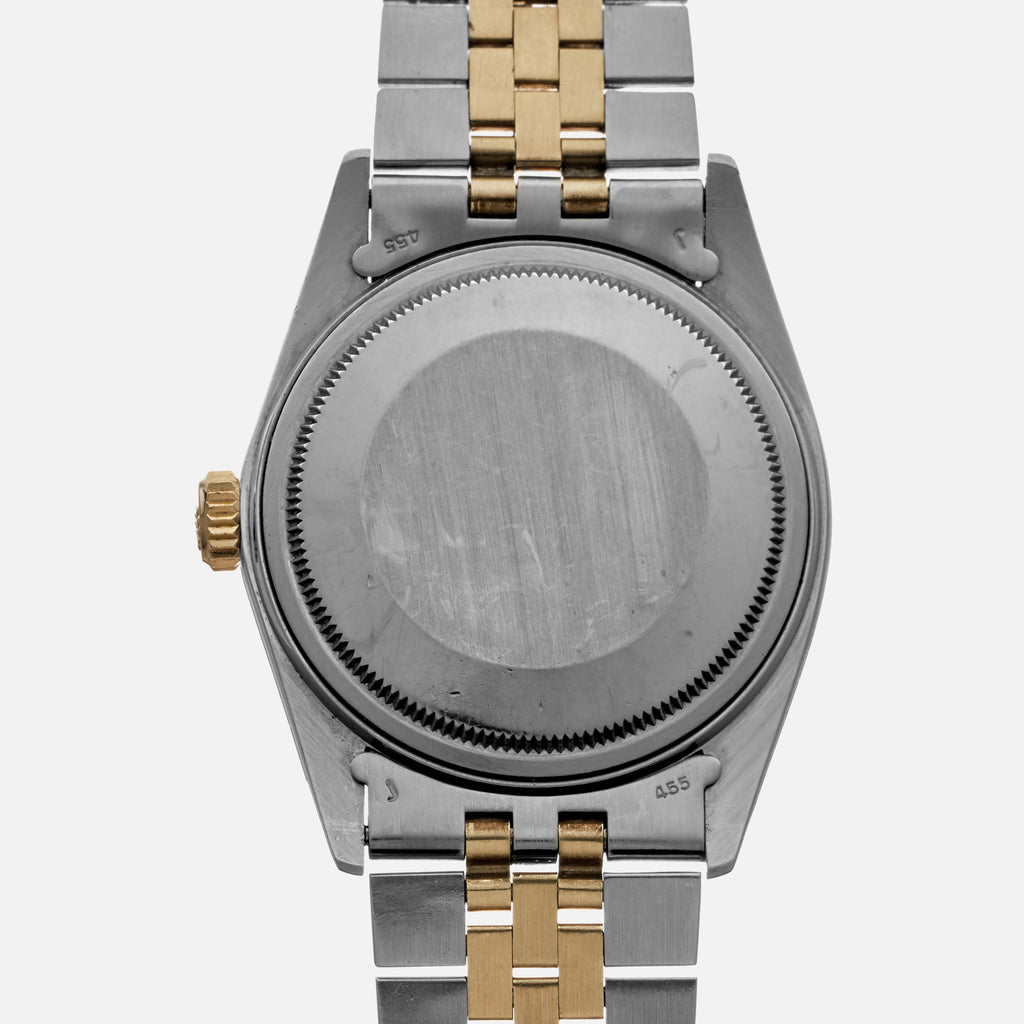 1980 Rolex Datejust Ref. 16013 In Two Tone