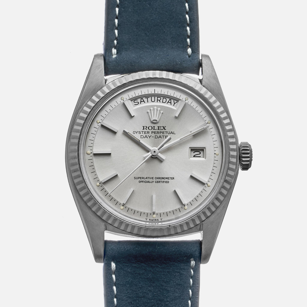 1974 Rolex Day-Date Ref. 1803 In White Gold