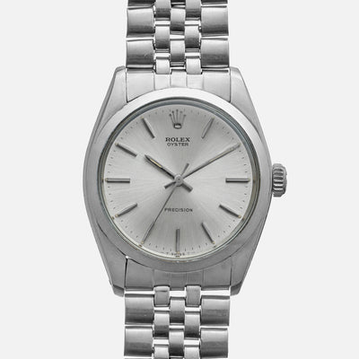 1966 Rolex Oyster Precision Ref. 6426 With Jubilee Bracelet