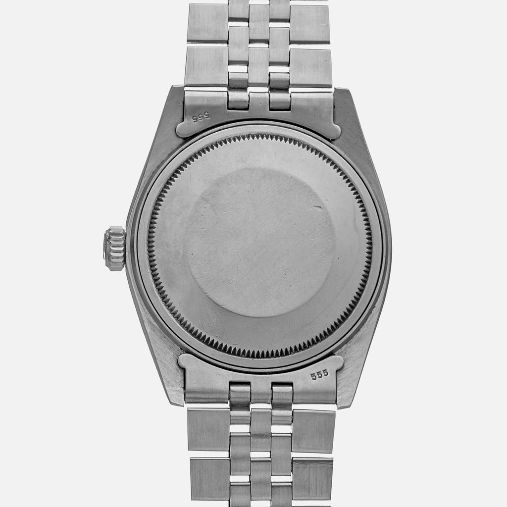 1977 Rolex Datejust Ref. 1601 In Steel With Linen Dial