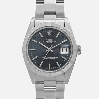 1975 Rolex Oyster Perpetual Date Ref. 1501 With Sigma Dial