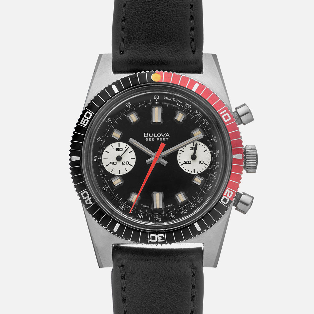 1971 Bulova Deep Sea 'B' Chronograph