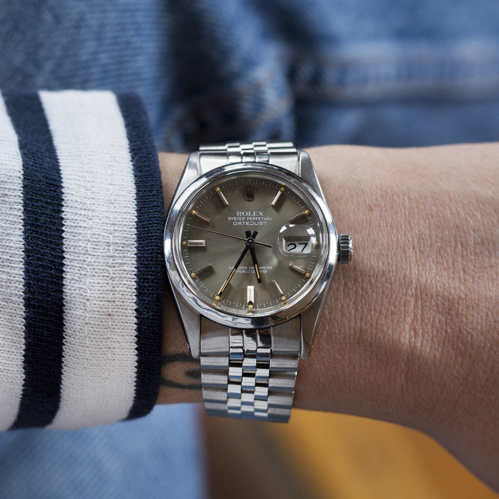 1982 Rolex Datejust Reference 16000