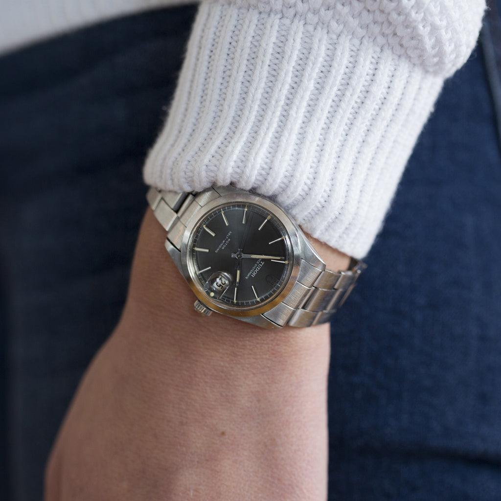 1969 Tudor Prince Oysterdate Reference 9050/0 in Stainless Steel