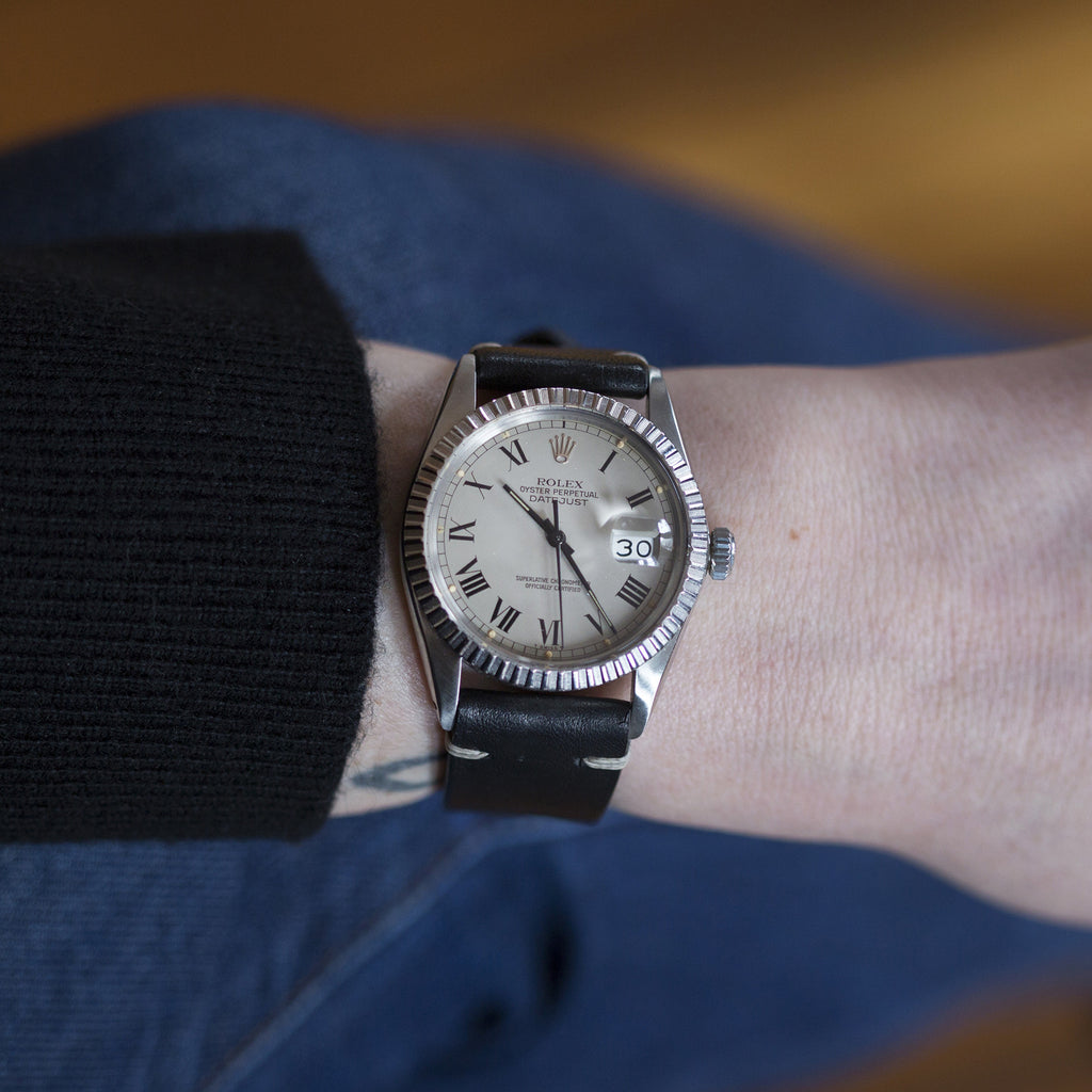 1983 Rolex Datejust Reference 16030 With 'Buckley' Dial