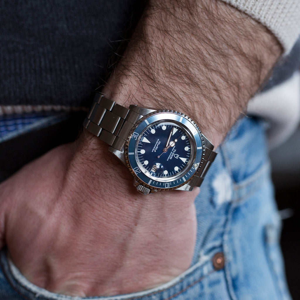 1984 Tudor Submariner 'Lollipop' Reference 76100