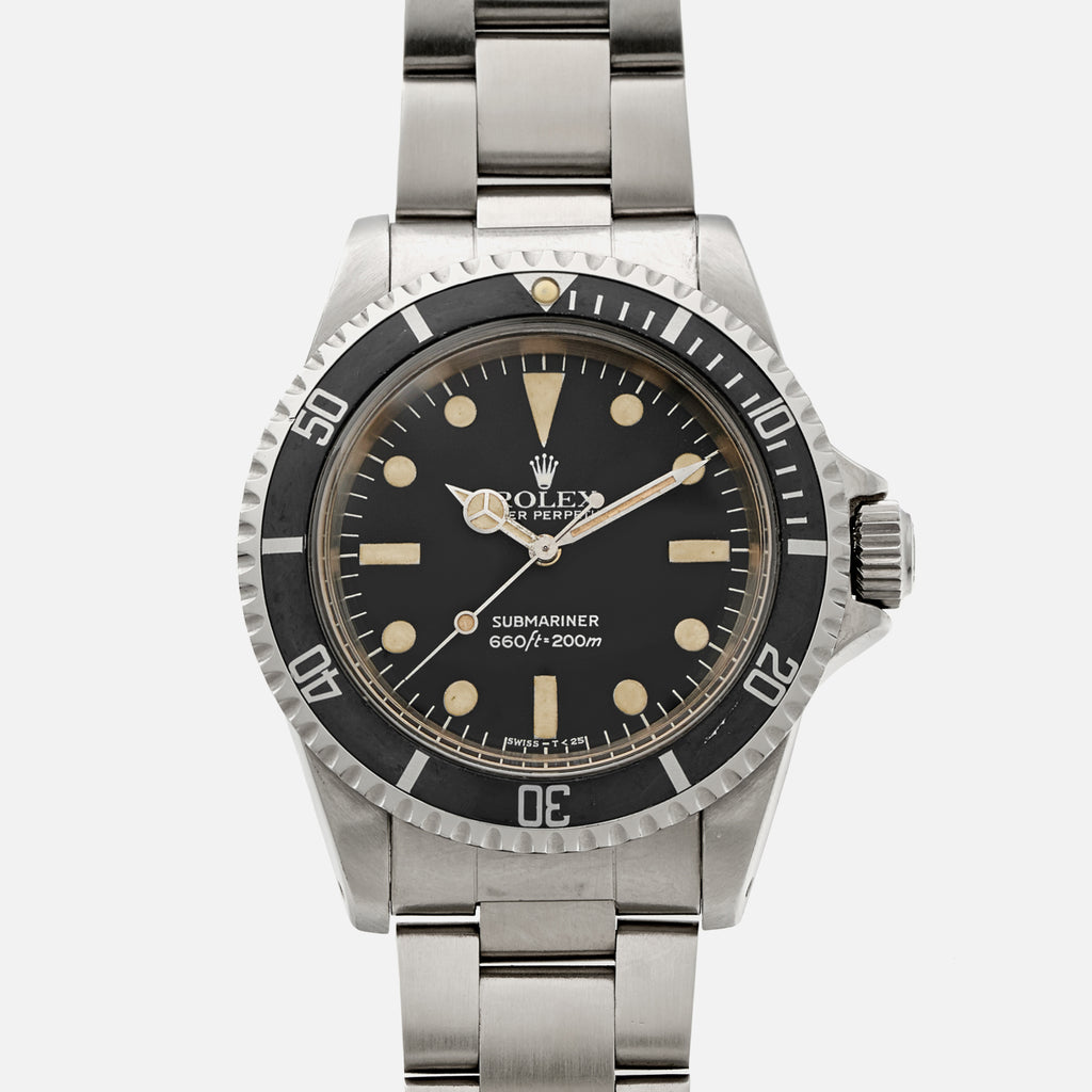 1982 Rolex Submariner Ref. 5513 With 'Maxi' Dial