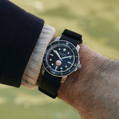Blancpain Fifty Fathoms MIL-SPEC Limited Edition For HODINKEE alternate image.
