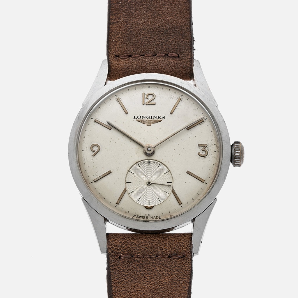 1959 Longines Ref. 6666 In Stainless Steel