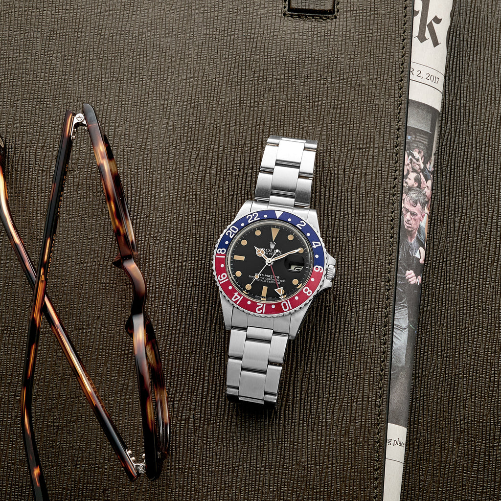 1982 Rolex GMT-Master Ref. 16750 'Transitional'