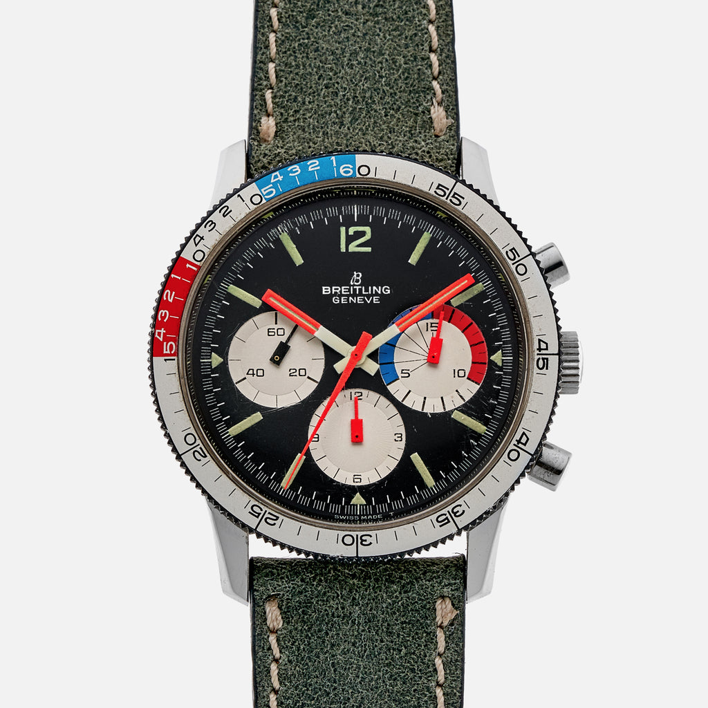 1971 Breitling Co-Pilot Ref. 7650 'Yachting'