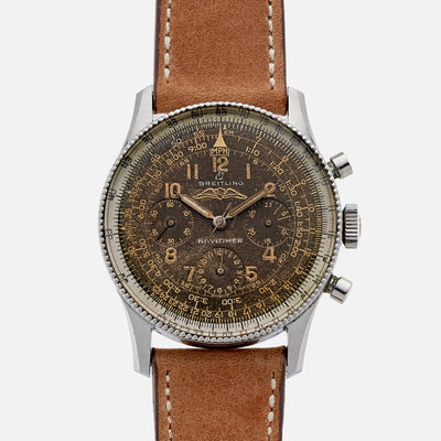 1956 Breitling Navitimer Ref. 806 With Tropical Dial