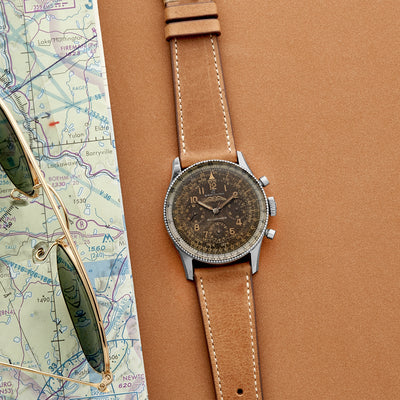 1956 Breitling Navitimer Ref. 806 With Tropical Dial alternate image.