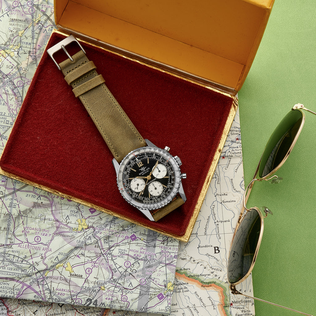 1965 Breitling Navitimer Ref. 806 With Original Box