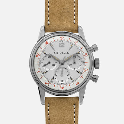 1960s Meylan Chronograph Ref. 805-61 With Decimal Scale