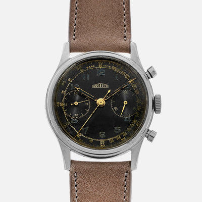 1940s Angelus 'Big Eyes' Chronograph