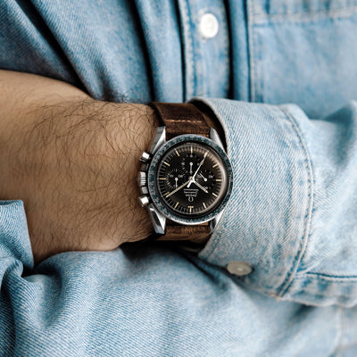 1970 Omega Speedmaster Professional Ref. 145.022-69 With Tropical Dial alternate image.