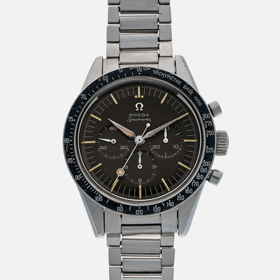 1960 Omega Speedmaster Ref. 2998-1 With Tropical Dial