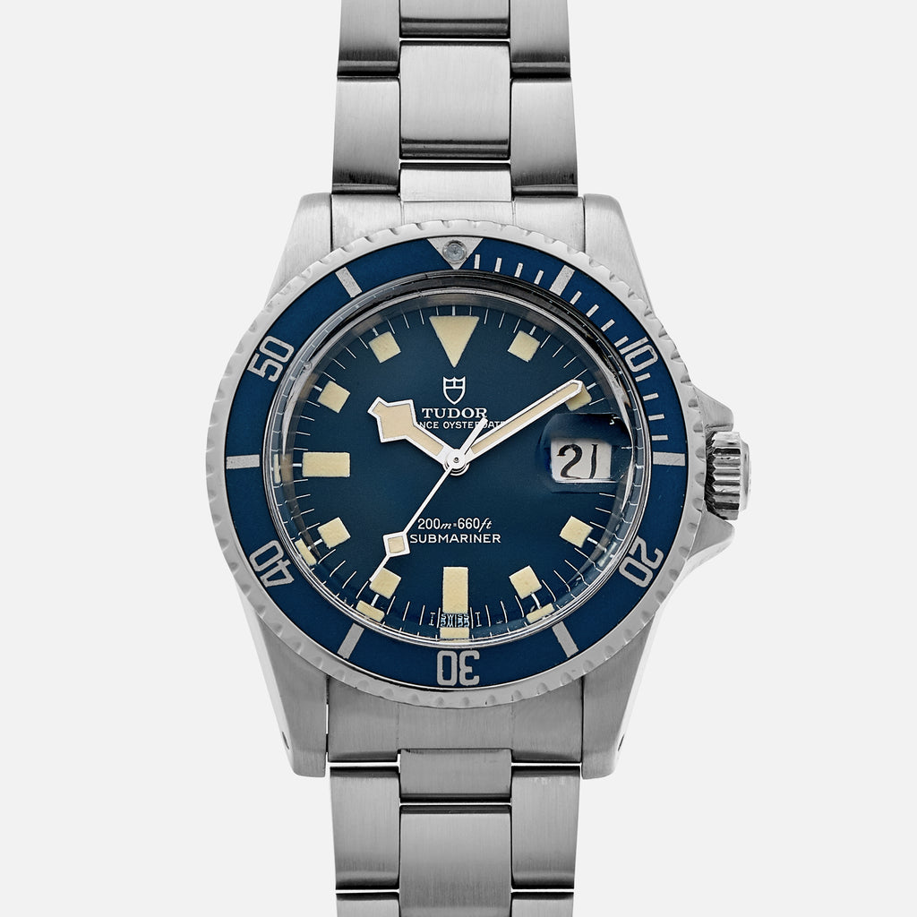 1978 Tudor Prince Oysterdate Submariner Ref. 94110 'Snowflake'