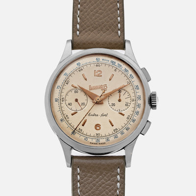 1950s Eberhard & Co. Extra-Fort Chronograph Ref. 14003/45