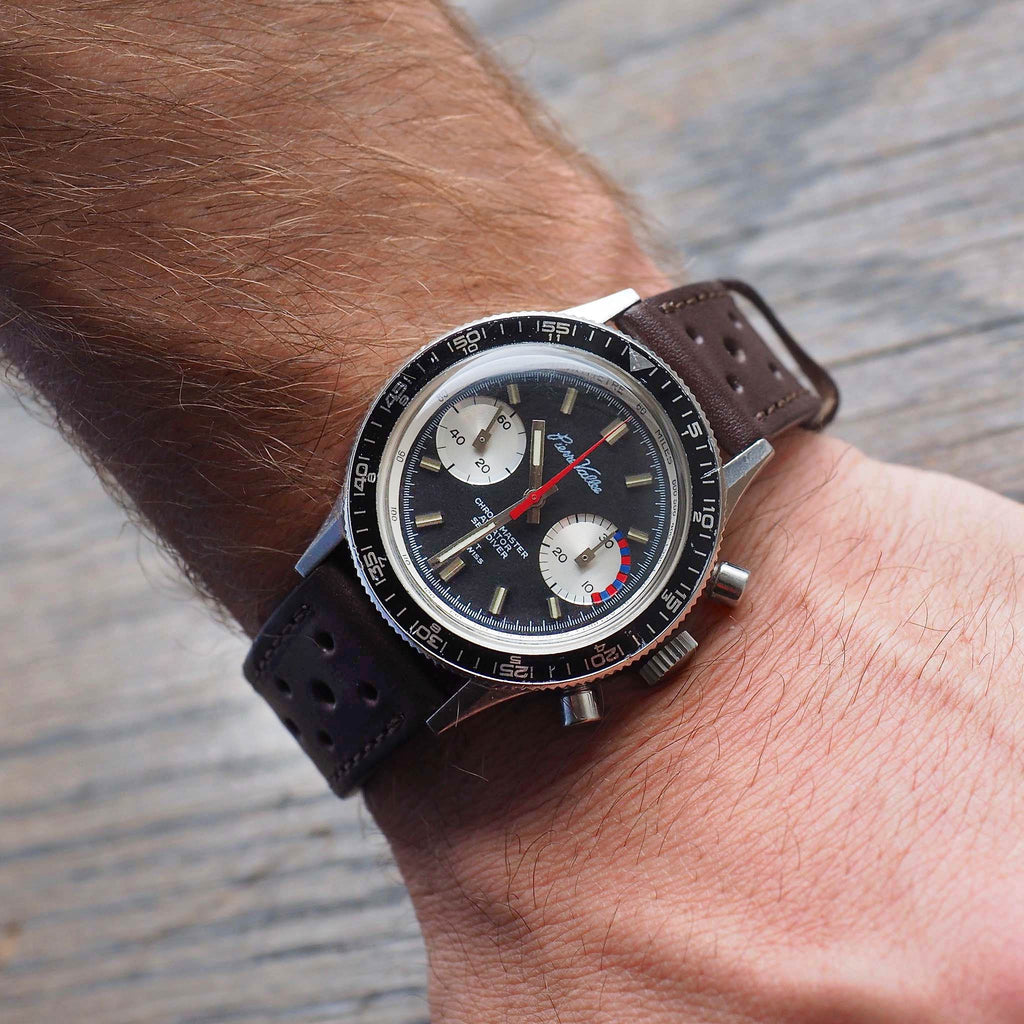 1960s Pierre Vallee Chronomaster Aviator Sea-Diver