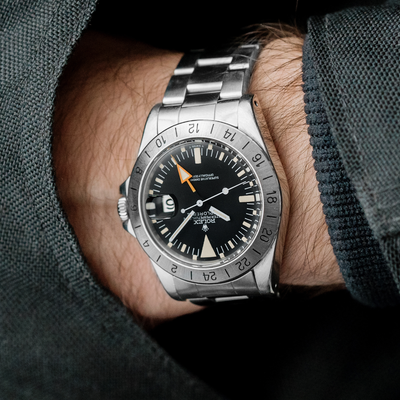 1978 Rolex Explorer II Ref. 1655 'Frog's Foot' alternate image.