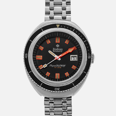 1970s Zodiac Super Sea Wolf Ref. 722 936