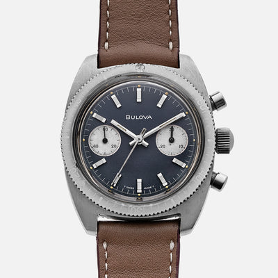1969 Bulova Deep Sea Chronograph Ref. 31001 '666 Feet'